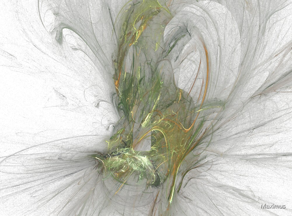 Fractal Moth by Maximus