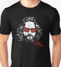 The Big Lebowski - The Dude Unisex T-Shirt