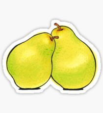 Pears Sticker
