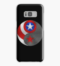 Winter Cap Yin Yang Samsung Galaxy Case/Skin