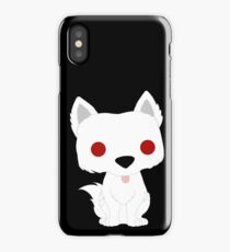 Ghost Puppy iPhone Case
