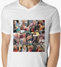 50 Shades of Guy Fieri Flavortown Food Collage Funny FULL SIZE T-Shirt