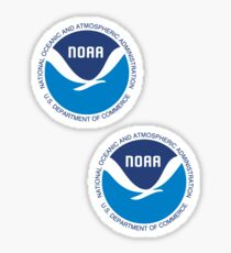 NOAA Sticker