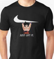 Just Lift It - Goku Spirit Bomb Unisex T-Shirt
