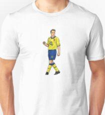 Arsenal - Dennis Bergkamp Unisex T-Shirt
