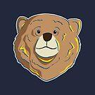 Happy Bear by Dan Tabata