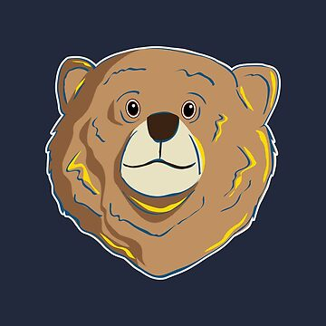 Happy Bear by dmtab