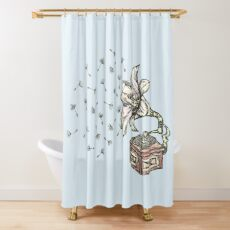 Natures Sound Shower Curtain