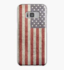 Grunge USA Flag iPhone Cell Phone Case Samsung Galaxy Case/Skin