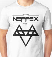 NEFFEX 2 Logo Black T-Shirt