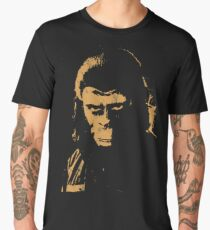 Caesar Ape Classic Yellow 1968 Men's Premium T-Shirt