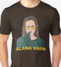 Alana Hair Yellow Shades T-Shirt