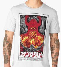 Conan - Japanese Poster Men's Premium T-Shirt