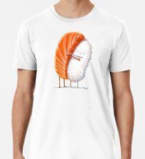 Sushi-Umarmung Premium T-Shirt