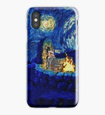 Melee Starry Night iPhone Case/Skin