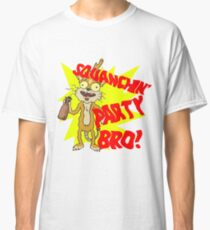 Camiseta clásica Squanchy - RICK AND MORTY