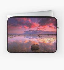Long Reef Sunrise Laptop Sleeve