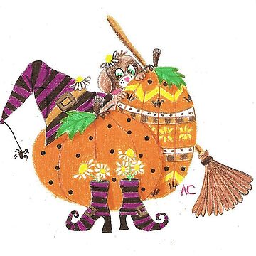 Halloween design by iCraftCafe