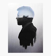 True Detective, Hart #1 Photographic Print
