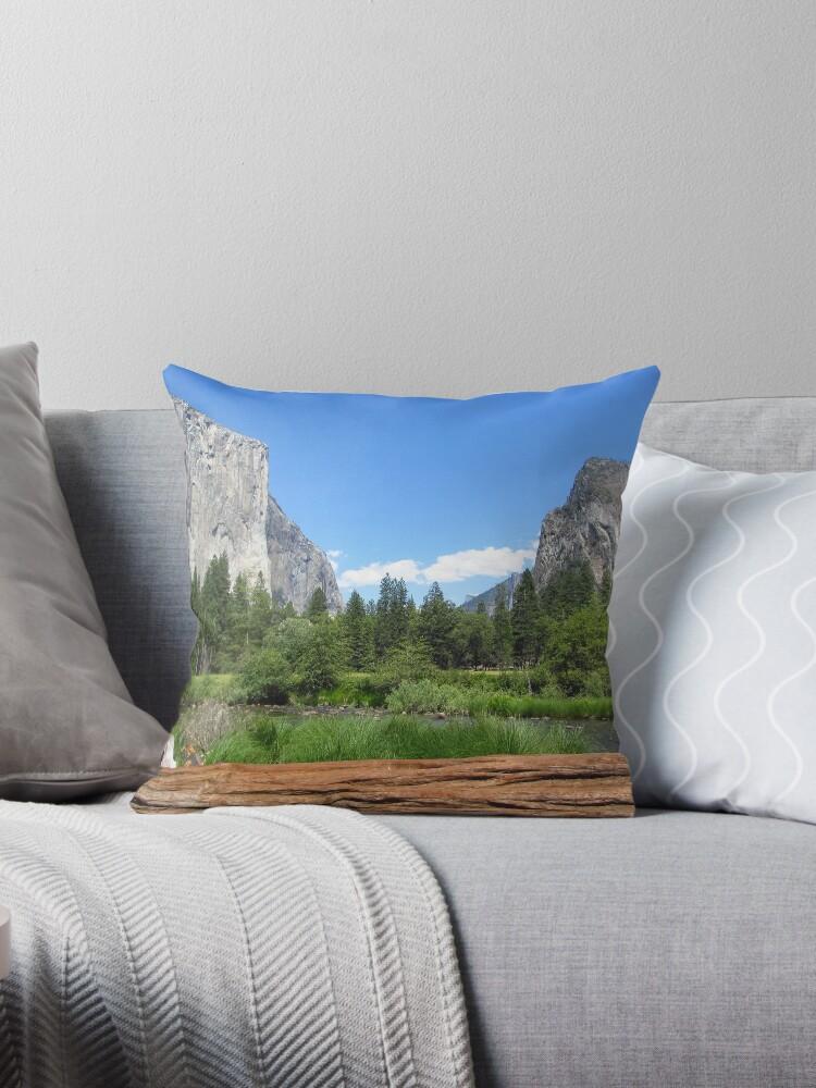 El Capitan - Yosemite National Park  by deanworld