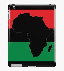 Symbol of Africa - Pan African Flag iPad Case/Skin