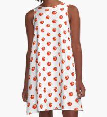 Tomato Dress A-Line Dress