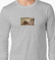 dog and crusty Long Sleeve T-Shirt
