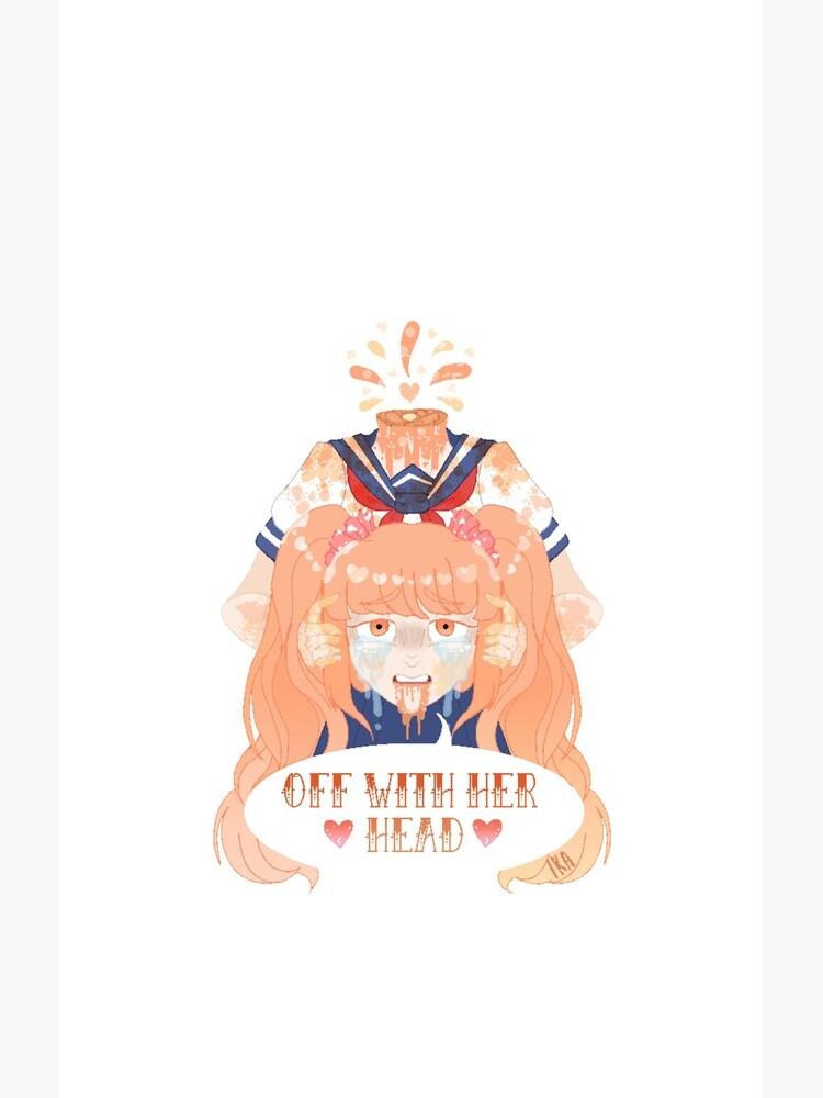 Süßigkeit Gore! Osana Najimi | Yan Sim Fan Merch | [Reupload] von InvaderIka