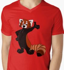 Rusty Red Panda T-Shirt