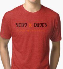 Send Nudes ( ͡° ͜ʖ ͡°) Tri-blend T-Shirt
