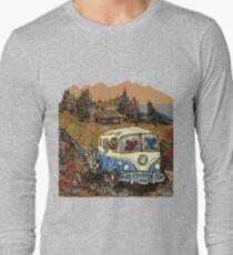 Grateful Dead - Bear Vacation T-Shirt