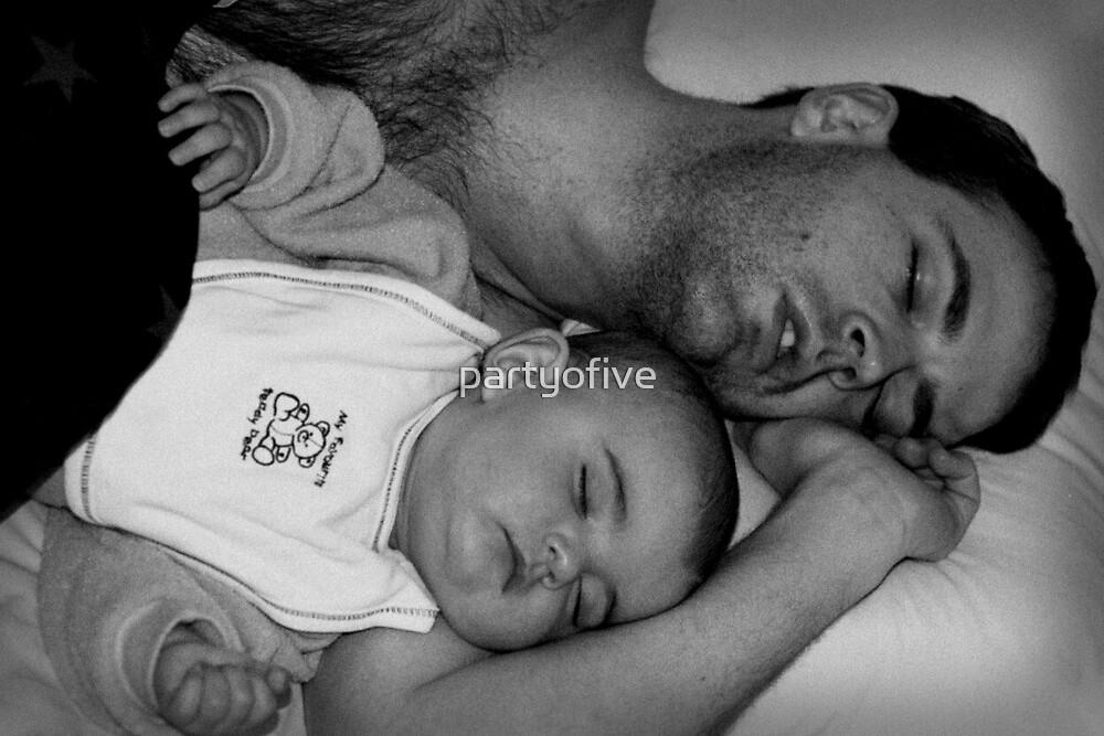 like father, like son.. by partyofive