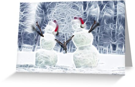 Reaching out to wish you Happy Holidays! by Gravityx9