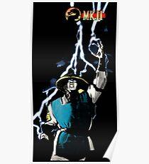 MK2 Arcade Art Poster