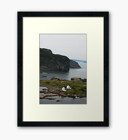 Salvage Framed Print