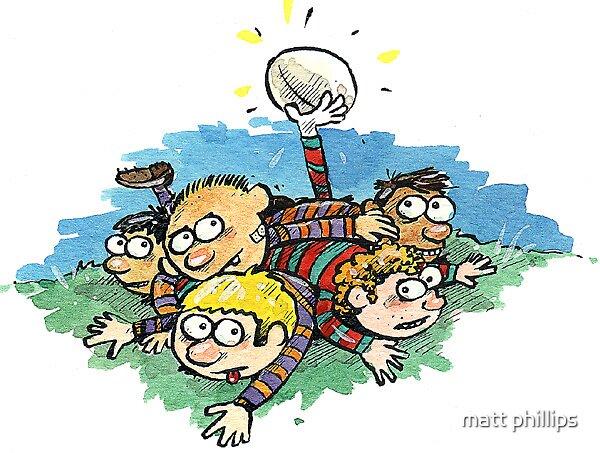 rugby by matt phillips