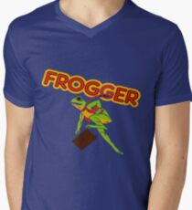 Frogger Cabinet Art T-Shirt