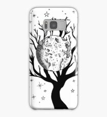 Nightscape Tree of Life Samsung Galaxy Case/Skin