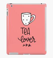 Tea Lover iPad Case/Skin