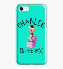 Charlie in the Box iPhone Case/Skin