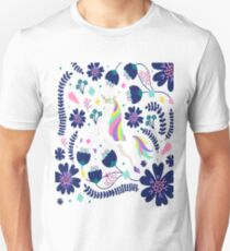 Official Unicorn - Colorful High Quality T shirt Limited Edition T-Shirt