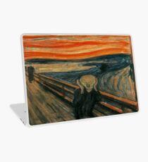 Edvard Munch - The Scream Laptop Skin