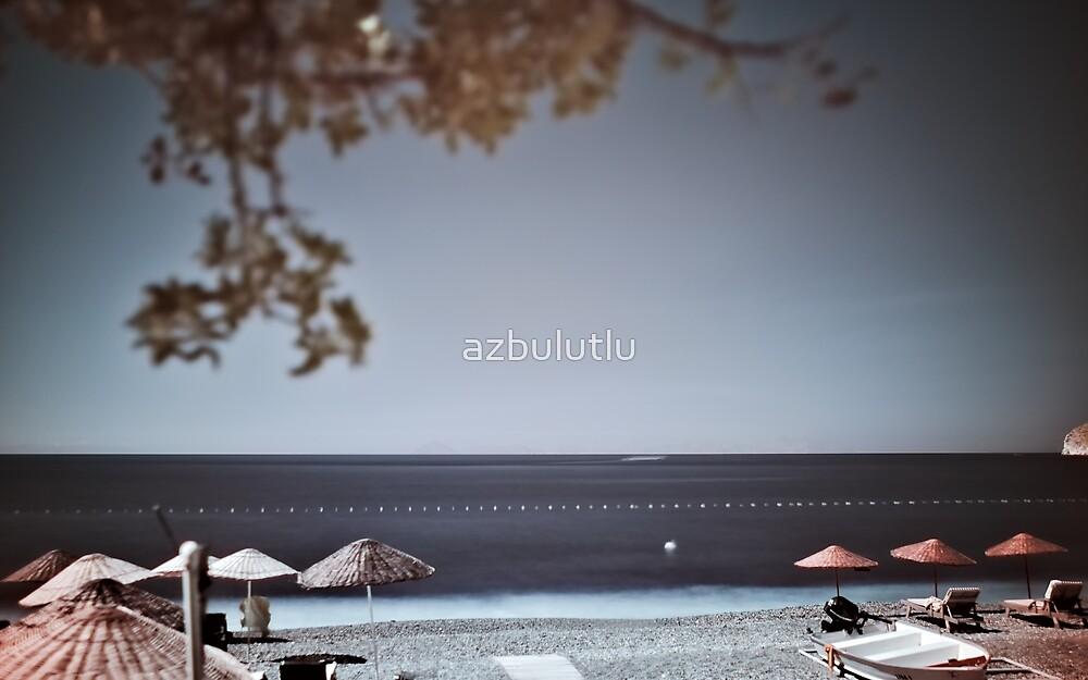Mediterranean in Infrared by azbulutlu