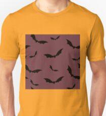 Creepy Halloween Bats T-Shirt