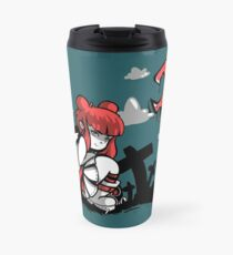 Ruby Muun | Gravesitting Travel Mug