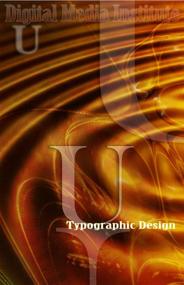 U-typographic by elmiguel