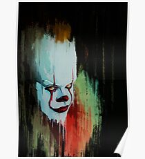 the Dancing Clown [IT] Poster