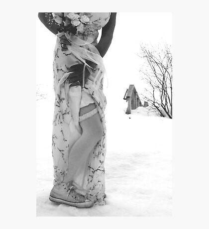 Converse Wedding Photographic Print