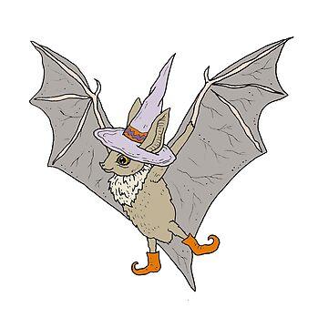 Bat Booties by brettisagirl
