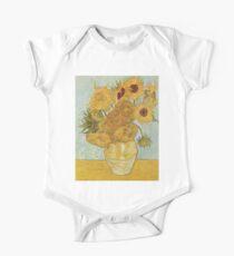 Vincent van Gogh's Sunflowers Kids Clothes